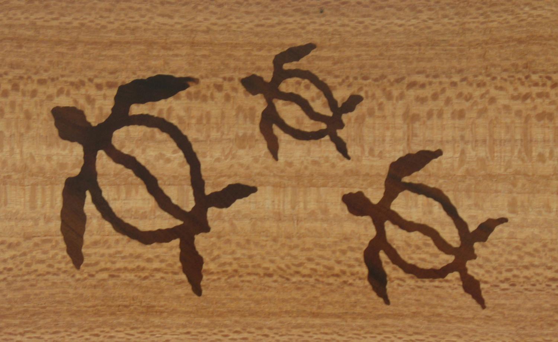 Petroglyph Honu  Ohana