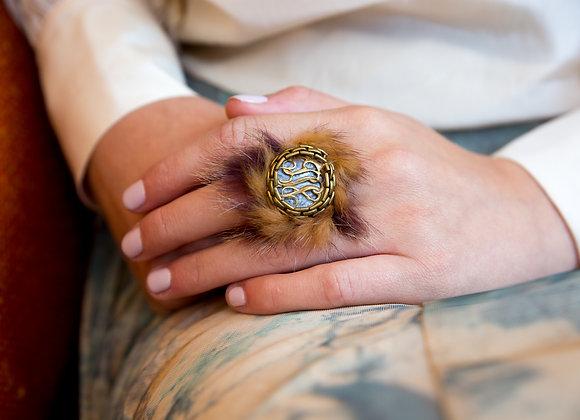 טבעת פרווה