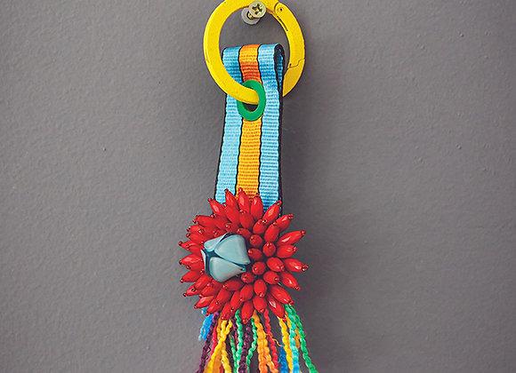 מחזיק מפתחות צבעוני