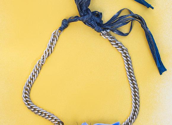 Summer Splash Necklace (Blue)