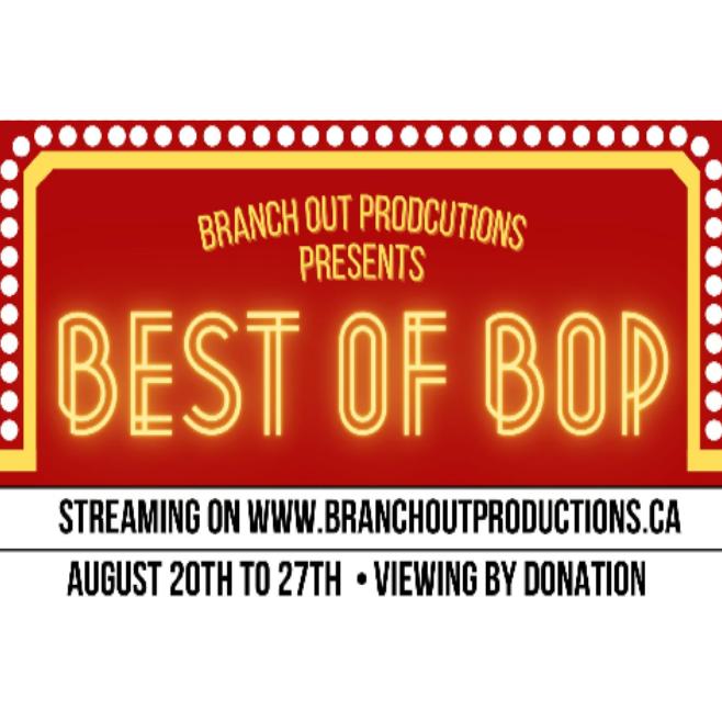 Best of Bop Summer Cabaret