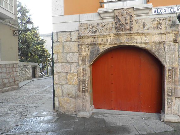 Calle de Santa Águeda (Burgos)