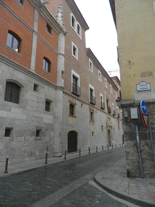 Casa de Íñigo Angulo en la Calle de la Calera (Museo de Burgos)