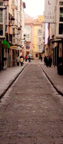 Calle de la Puebla (Burgos)