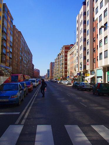 Calle Vitoria (Burgos)