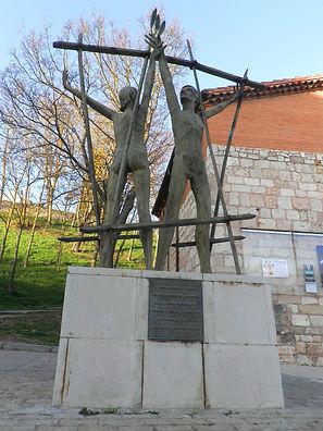 Monumento a los judíos (Burgos)