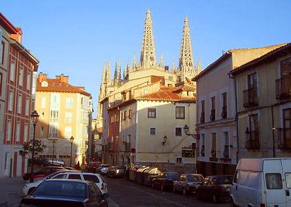 Calle de Fernán González (Burgos)