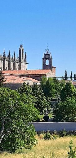 Reloj de la Cartuja de Miraflores (Burgos)