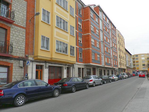 Calle del Barrio Gimeno (Burgos)