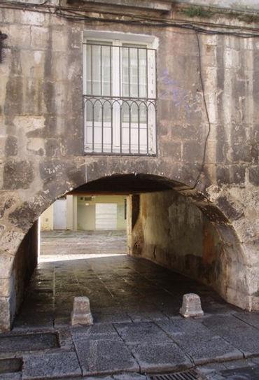 Pasaje de las Llanas (Burgos)