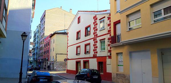 Calle de Santa Cruz (Burgos)