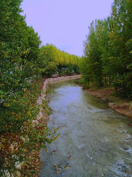 Río Arlanzón (Burgos)