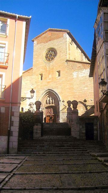 Iglesia de San Gil (Burgos)