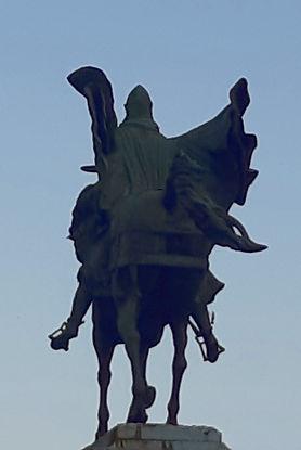 Estatua del Cid (Burgos)