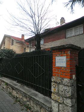 Villa Amparo en La Castellana (Burgos)