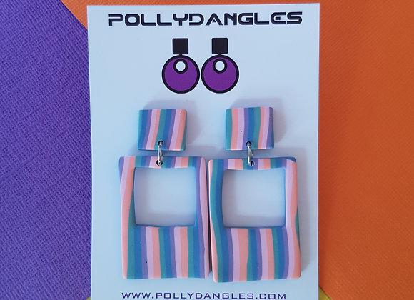Spring Stripes - Rectangles