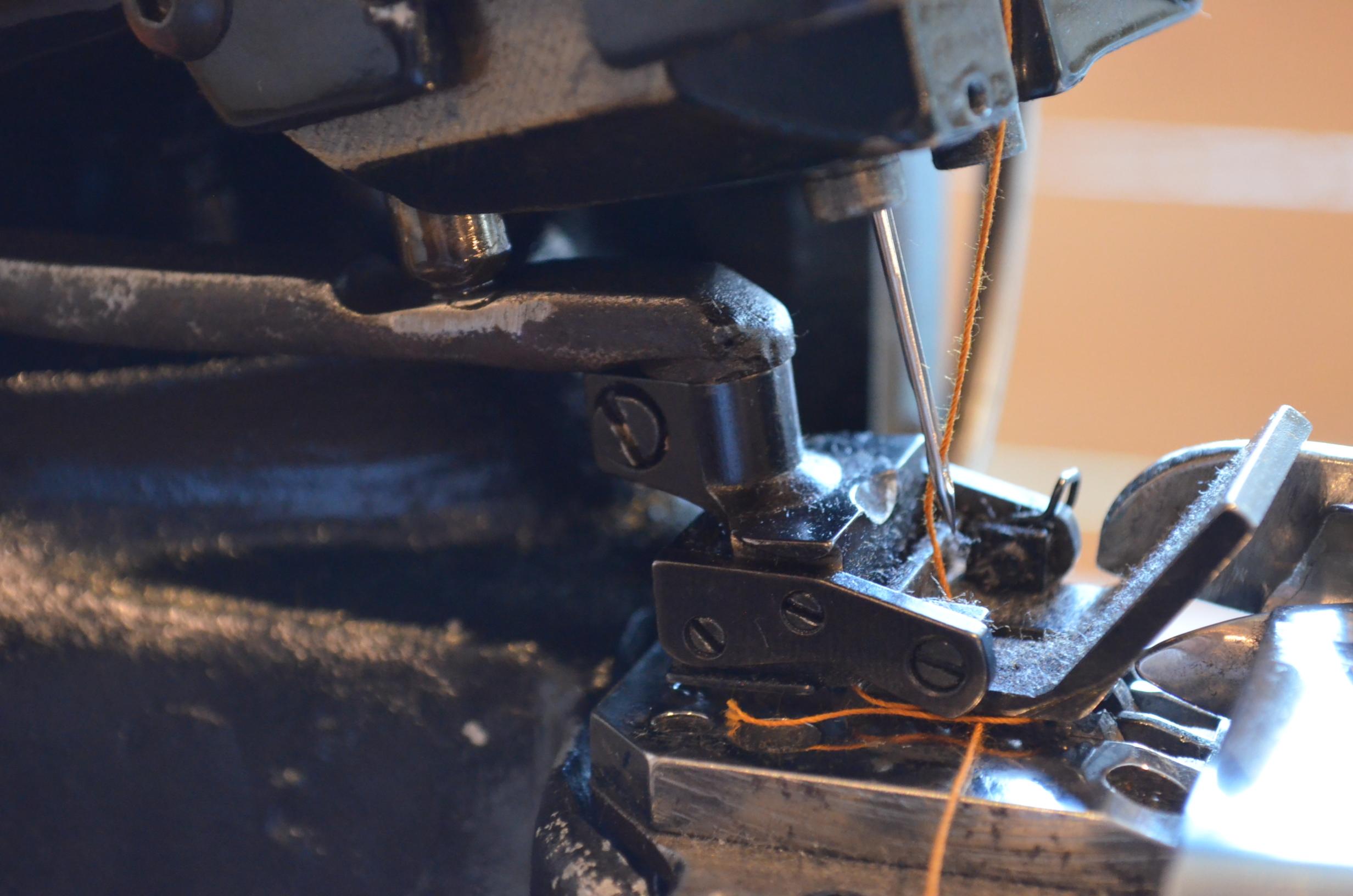 裾上げ専用 チェーンステッッチミシン UnionSpecia43200G