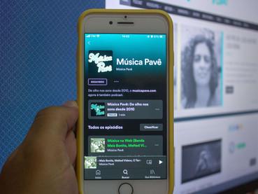 Em comemoração de dez anos, Música Pavê estreia podcast