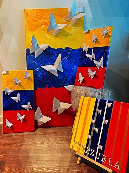Butterflies of Freedom