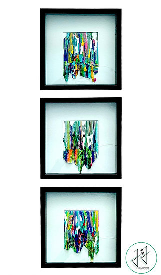 Dripping Nature - Set of 3