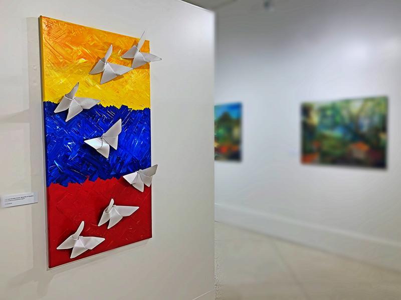 Butterflies of Freedom - The Terrace Gallery
