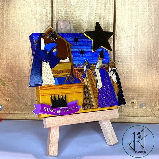 """King of Kings"" Nativity"
