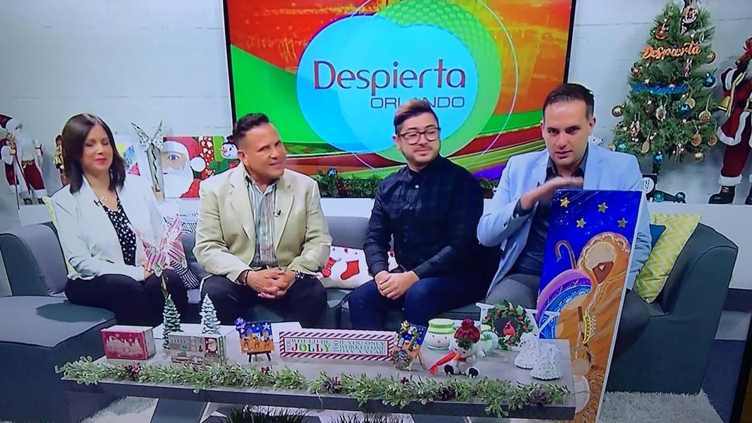 Celebrating Christmas in Despierta Orlando