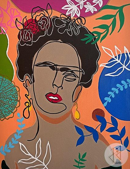 Frida's Passion