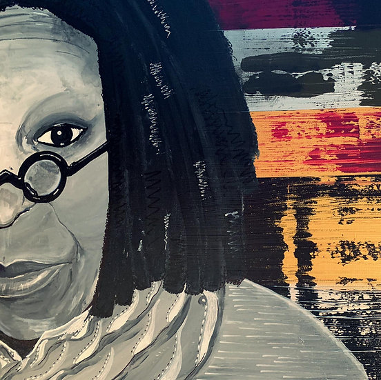 "Portraits Collection ""Whoopi"""