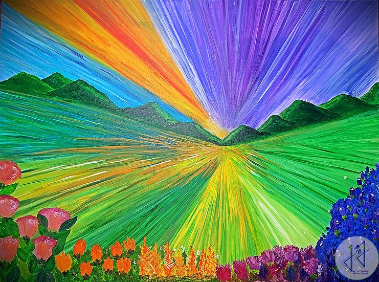 Colorful Avila