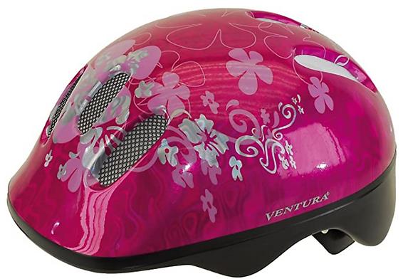 Helmet Ventura Junior Flower
