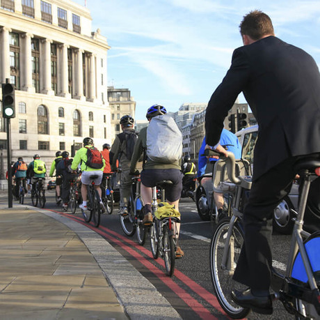 Cycling has a massively important role to play in creating net-zero cities, Oxford study says