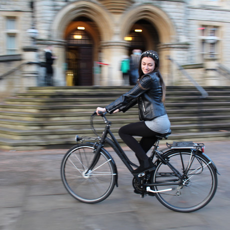 We're part of the Cycle To Work Scheme!