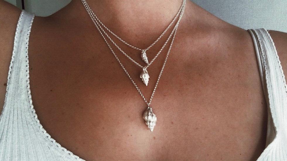 Mini Conch Necklace