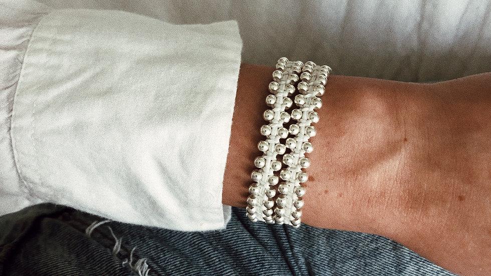 Pure White Bracelet