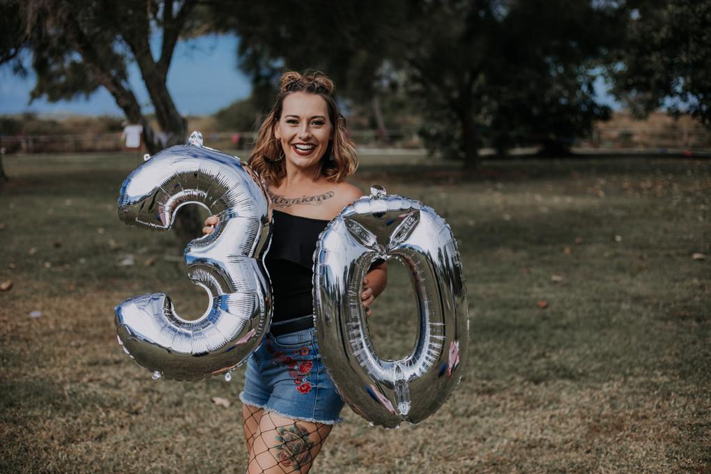 Happy 30th Birthday Keets!