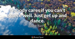 Dave Barry dance quote