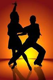 Two of the most popular Latin dances being played at clubs. The floor is on fire when Salsa and Bachata are danced.