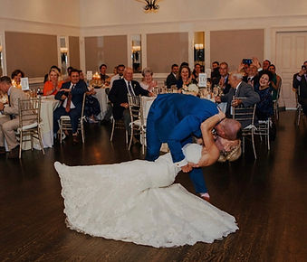 Ashley and Kyle Wedding dip.jpg