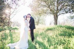 Outdoor Vintage Wedding