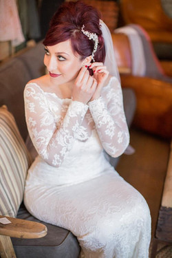 Vintage Inspired Bridal Gowns