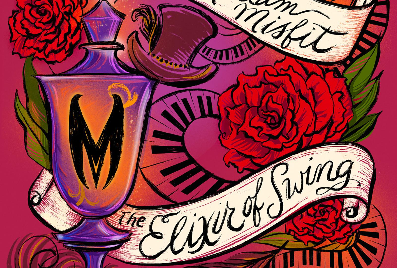 001_Album_EST_Cover_Madam Misfit - Elixi