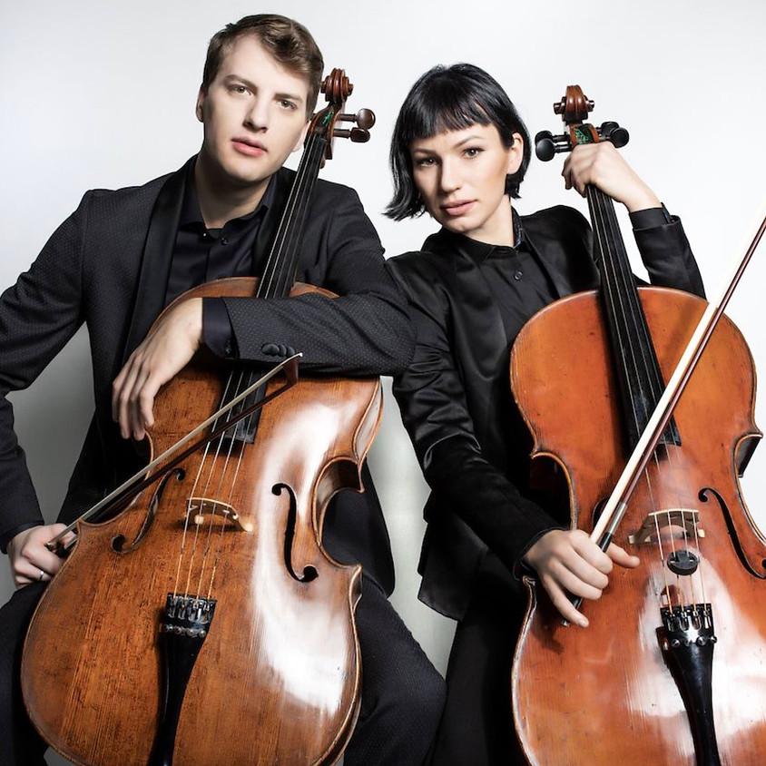Marcel Johannes Kits – tšello, Silvia Ilves – tšello, Sten Heinoja – klaver