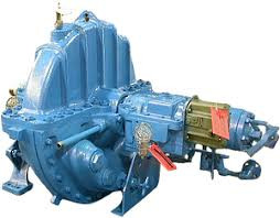 Turbodyne SST-503 Steam Turbine