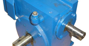 Isomag Bearing Magnetic Seals Stop Clevland E Gearbox From Leaking Oil