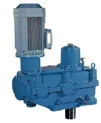 Kumera SFM 3180 Agitator Gearbox