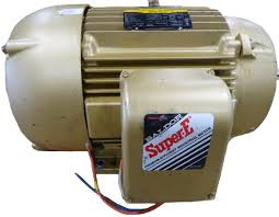 Baldor Super E Electric Motor