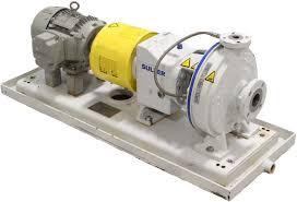 Sulzer CPT Frame 1 ANSI Pump