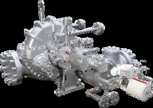 Elliott AYR Steam Turbine
