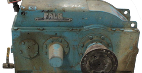 Falk Y Series Gearboxes Are Best Paired With Isomag Bearing Isolators